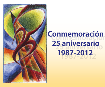 Conmemoración 25 aniversario